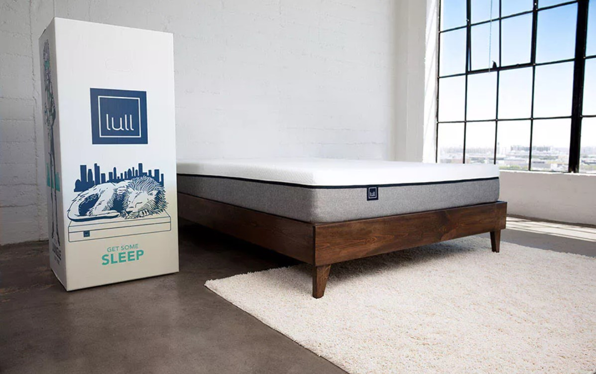 Lull Mattress with box