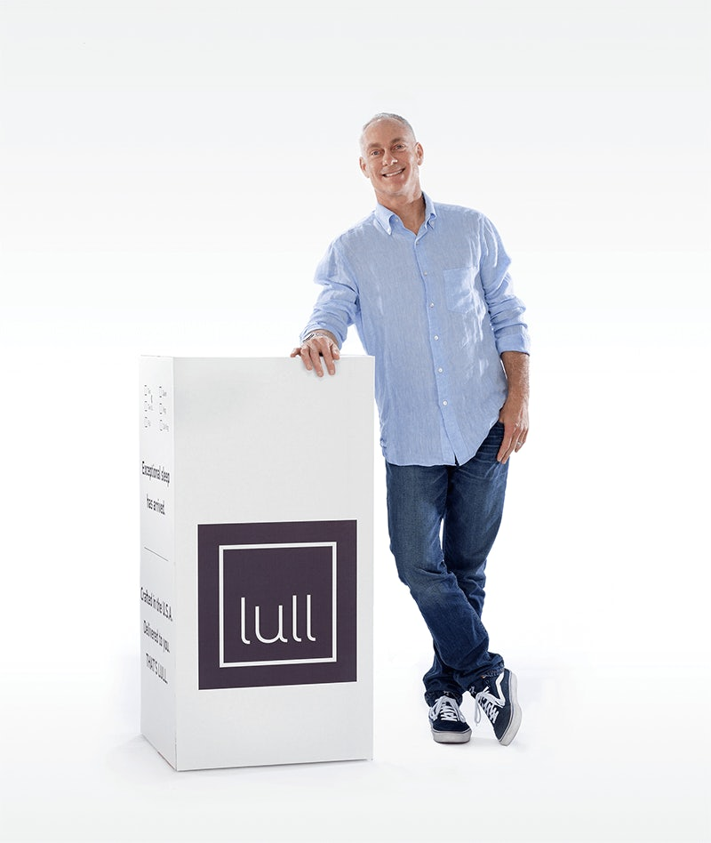 Sven Klein of Lull Mattress